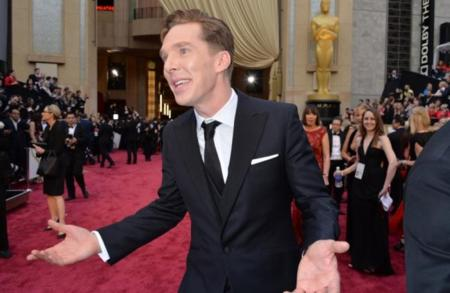 Moda para hombres: Benedict Cumberbatch siempre es un acierto