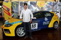 Monteiro presenta su Seat León