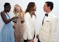 ¿Dónde veremos a Matthew McConaughey, Cate Blanchett, Jared Leto y Lupita Nyong'o tras ganar el Oscar?