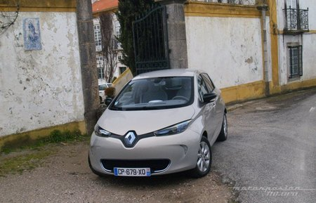 Renault ZOE presentación y prueba en Lisboa 02