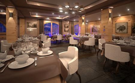 Restaurante Ekrin