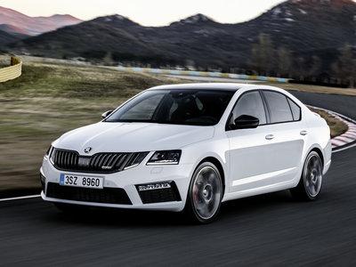 Škoda Octavia RS: más potencia y nueva mirada para las variantes deportivas de la gama Octavia