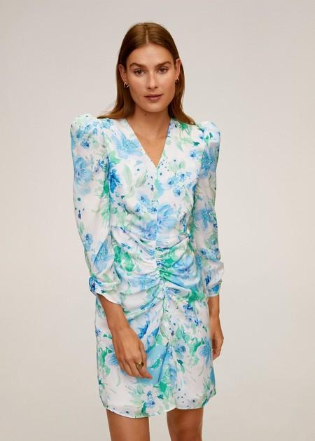 Vestidos Flores Verano 2020 11