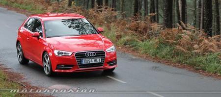 Audi A3 2.0 TDI, prueba (equipamiento, versiones y seguridad)