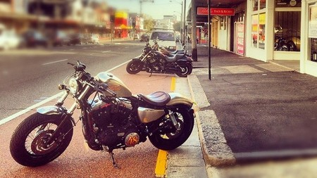 Manual para arrancar una moto, primera parte