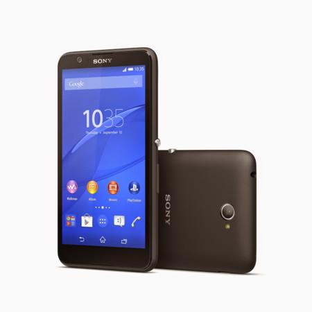 Sony Xperia E5, ¿el nuevo terminal más económico de la gama Xperia?