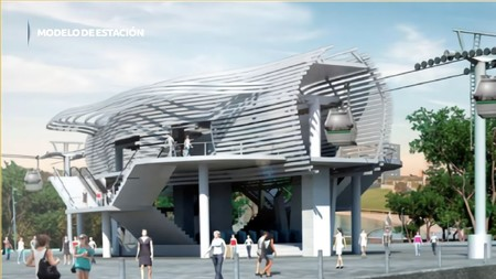 Metroferico Propuesta Estacion