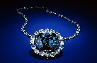 The Hope Diamond y el Wittelsbach-Graff, exhibición única en el Smithsonian