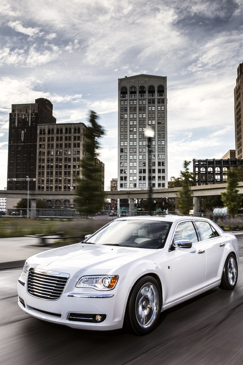 Foto de Chrysler 300C Motown Edition (15/21)
