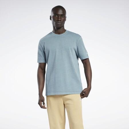 Camiseta Reebok Classics Natural Dye Verde Gs9153 01 Standard