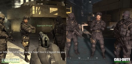 Call Of Duty Modern Warfare Comparativa 01
