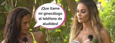 """Así es cómo Olga Moreno se ha enfrentado al famoso """"no tiene coño, no lo tiene"""" de Rocío Carrasco en 'Supervivientes'"""