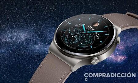 Luce en tu muñeca el elegante smartwatch Huawei Watch GT 2 Pro por sólo 179 euros en Amazon o El Corte Inglés