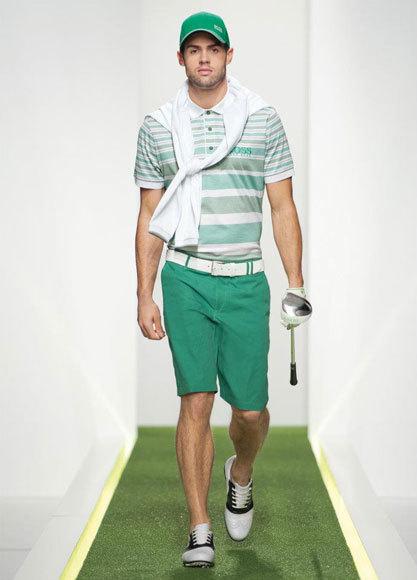 Colección Primavera-Verano 2012 de Boss Green
