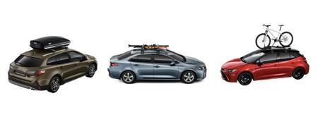 Accesorios Toyota corolla