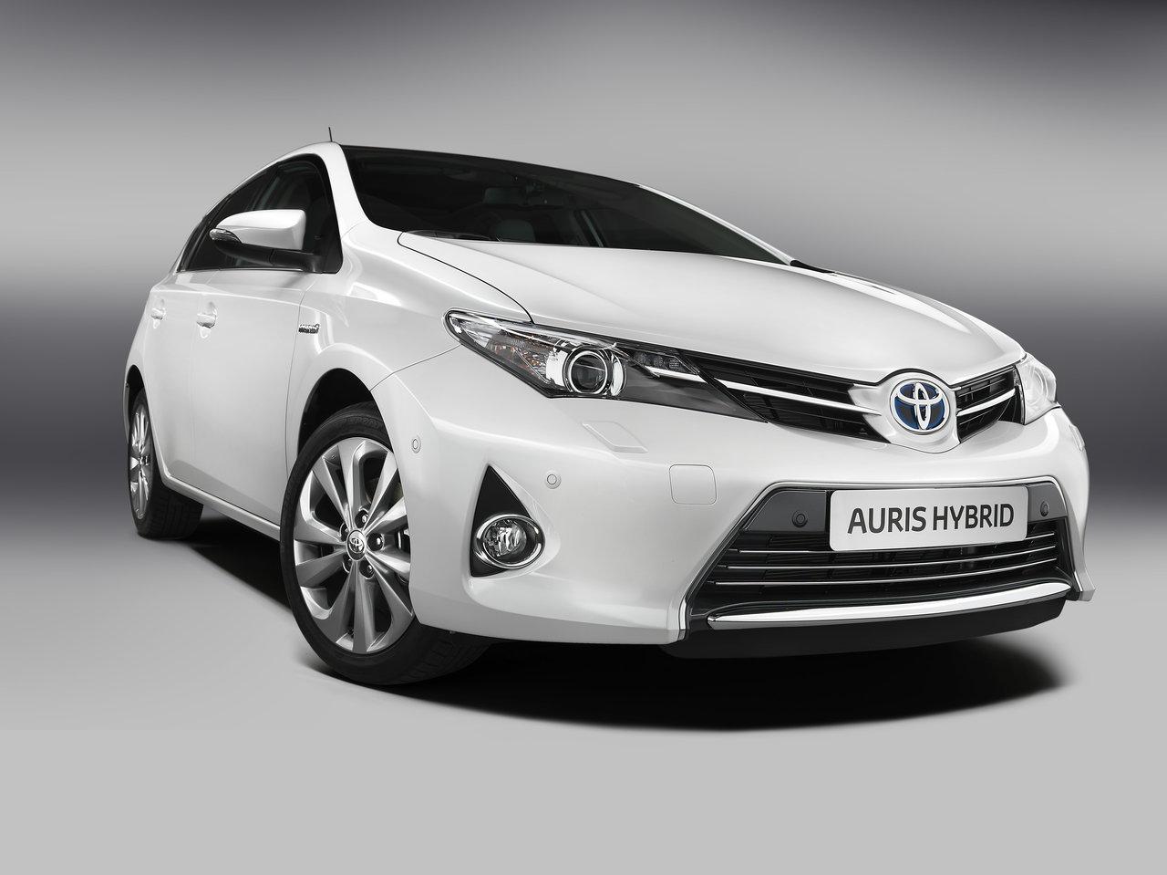 Foto de Toyota Auris Híbrido 2013 (1/8)