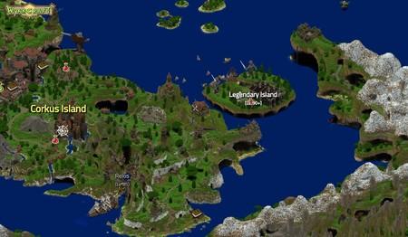 Así es Wynncraft, el espectacular MMO al que puedes jugar desde un servidor de Minecraft