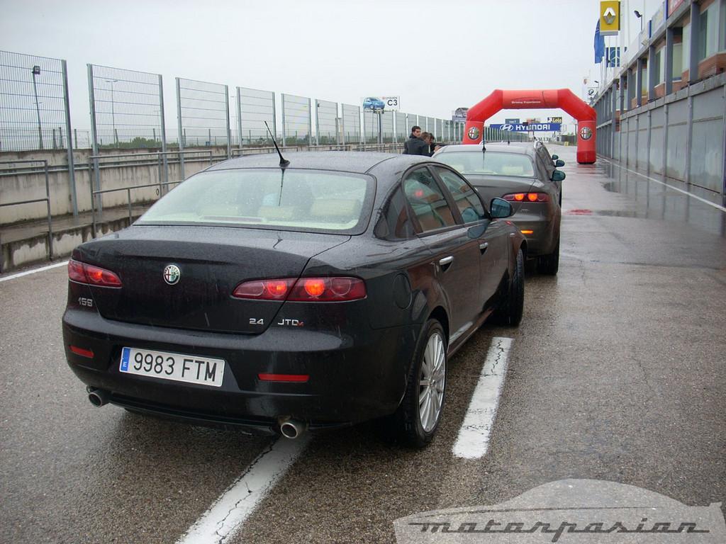 Foto de Alfa Romeo Driving Experience 2008 (Jarama) (29/40)