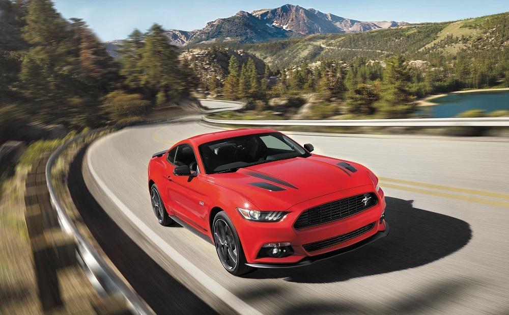 Foto de Ford Mustang California Special (4/6)