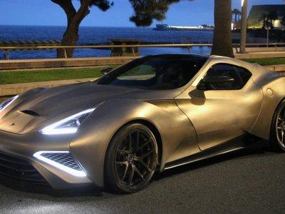 Icona Vulcano, el auto de producción más caro del mundo gracias a los chinos