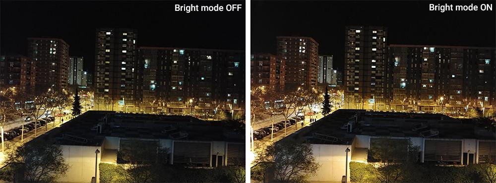 Bright Mode