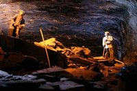 La mine bleue, el Museo más profundo de Europa