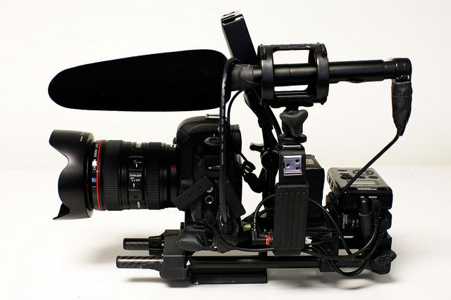 Video en DSLR