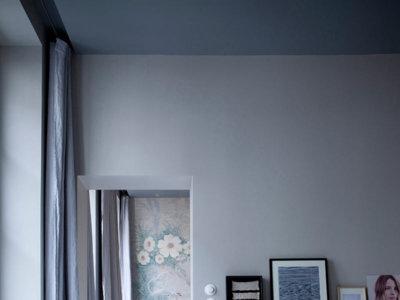 El adorable apartamento de invitados de Marie Sixtine en París