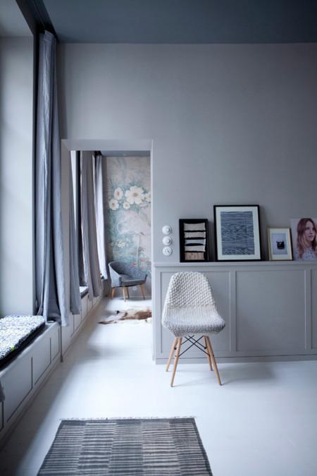 el adorable apartamento de invitados de marie sixtine en par s. Black Bedroom Furniture Sets. Home Design Ideas
