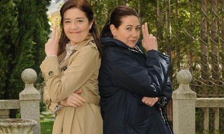 María Pujalte y Luisa Martín