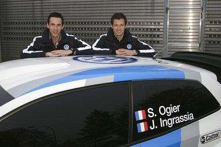 Sébastien Ogier ficha oficialmente por Volkswagen