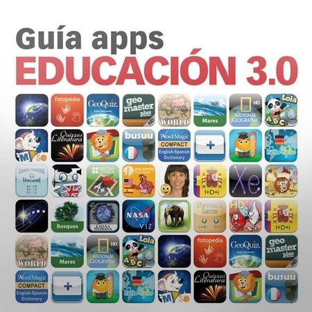 Educación 3.0 lanza la primera guía de apps educativas que funcionan en el iPad