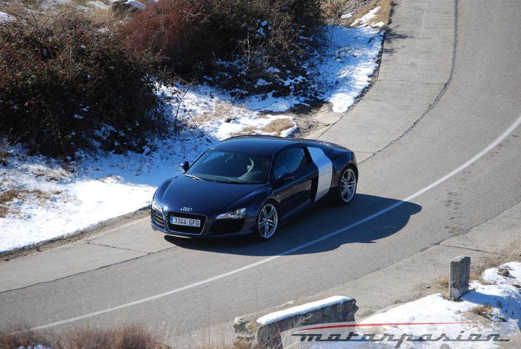Foto de Audi R8 4.2 FSI R tronic (prueba) (15/50)