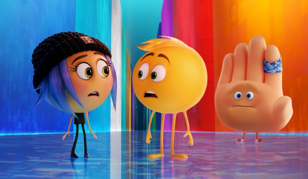 The Emoji Movie 3015x1755 Animation Hi 5 Jailbreak Gene 2017 7859