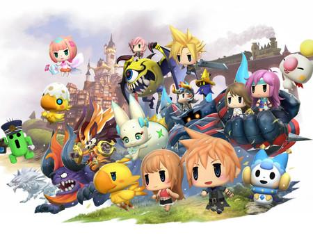 Es el cumpleaños 30 de 'Final Fantasy' y no podíamos dejar de celebrarlo