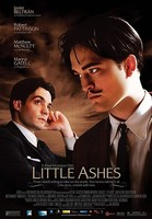 'Little Ashes', póster y trailer