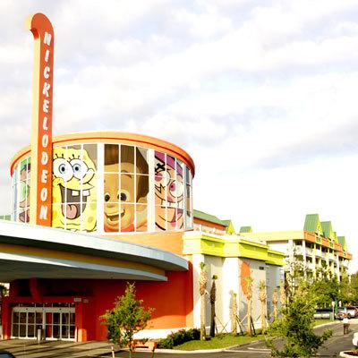 Nickelodeon Family Suites: un hotel ideal para familias con niños