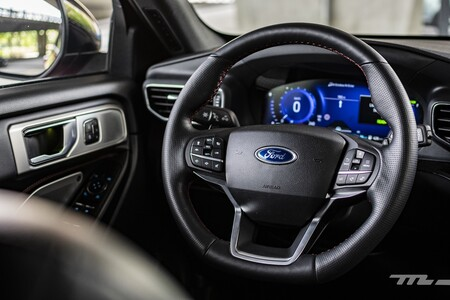 Ford Explorer 2021 Prueba 019