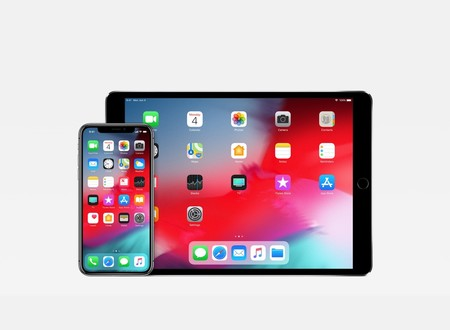 iOS 12 iPad iPhone