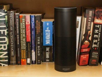 Amazon Echo ahora te leerá los libros del Kindle