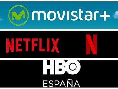 Movistar contra Netflix y HBO: la guerra por las series que no produce ninguno de los tres