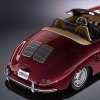 Stärke Revolution Speedster, o un Porsche Boxster disfrazado de 356 Speedster