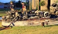 Un Fisker Karma podría haber provocado un incendio