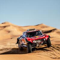 Carlos Sainz ha renovado con MINI y luchará por su cuarto Dakar en 2021