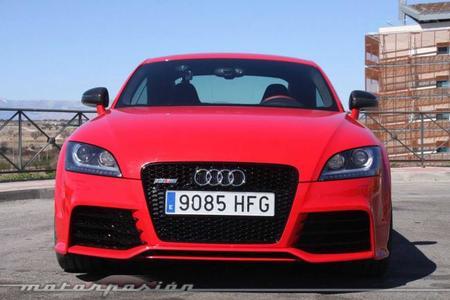 Audi TT RS Coupé S-Tronic, miniprueba (parte 1)