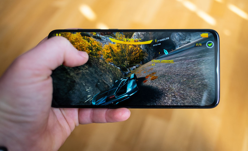 The POCOPHONE F1 gets the Game mode Turbo My 9 thanks to the last global beta of MIUI