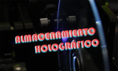 Se presenta al sustituto del Blu-Ray y del DVD: el Disco Holográfico