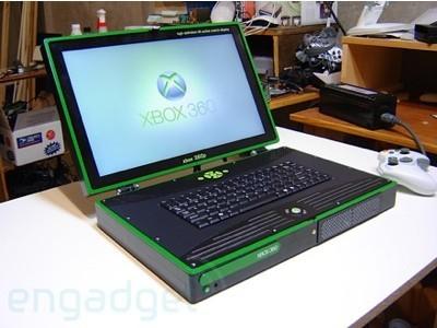 Hazte tu mismo una XBox 360 portátil