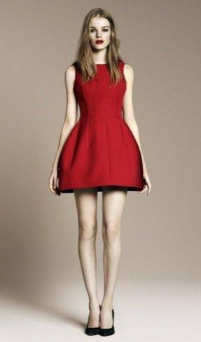 Zara rojo pasión