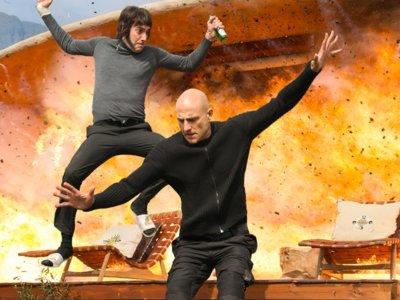 'The Brothers Grimsby', primeros trailers de la comedia de espías con Sacha Baron Cohen